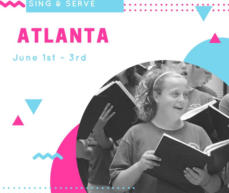 Sing & Serve Atlanta